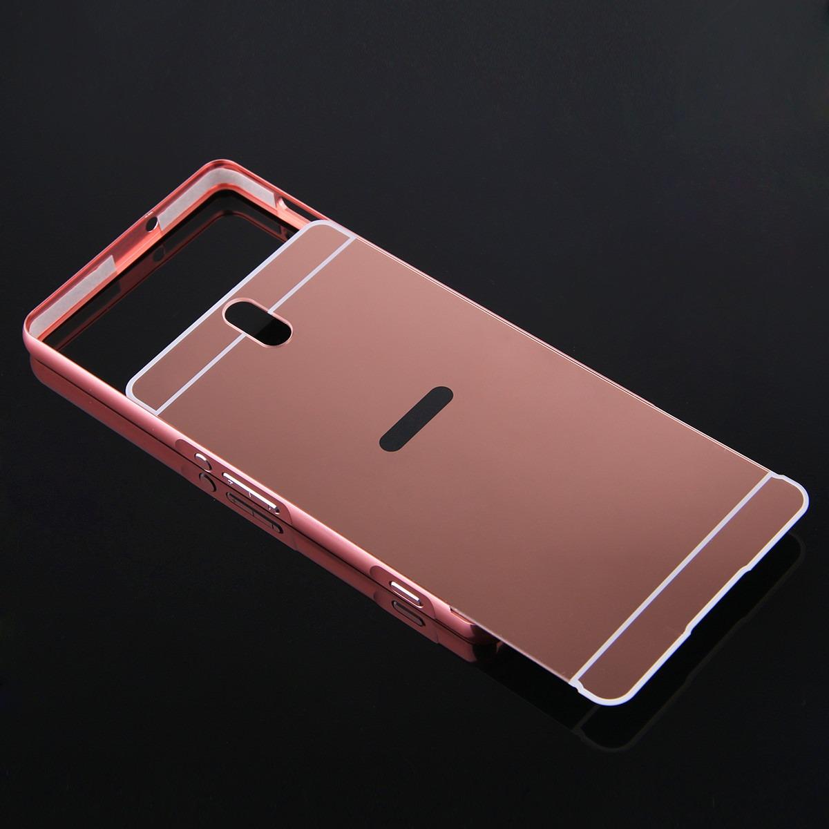 Funda aluminio espejo xperia c5 ultra la mejor calidad en mercado libre - Aluminio espejo ...