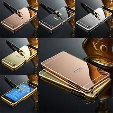 funda aluminio espejo z5  z5 premium z5 compact la mejor