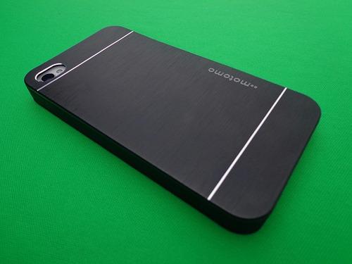 funda aluminio para iphone