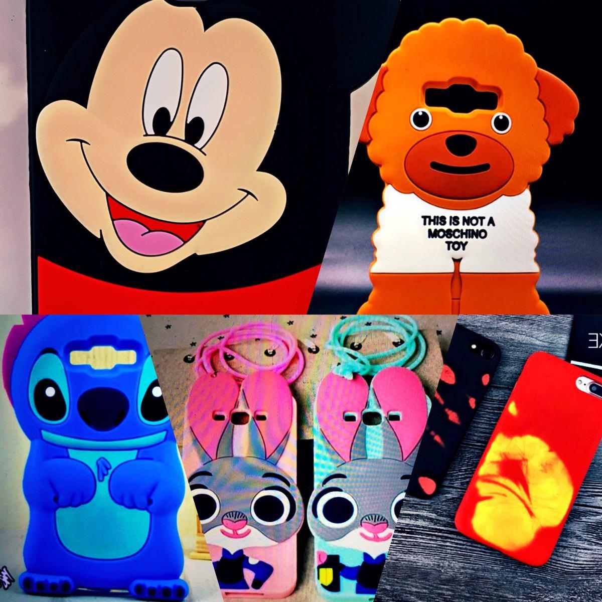 653faeb72c0 Funda Animada 3d iPhone 6 6s 6s Plus 7 Y 7 Plus - $ 240,00 en ...