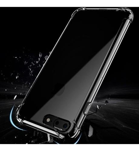 funda anti golpe reforzada iphone 11 pro max x xs xr + glass