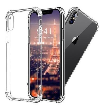 funda antigolpe simil ringke iphone x 6 6plus + vidrio glass