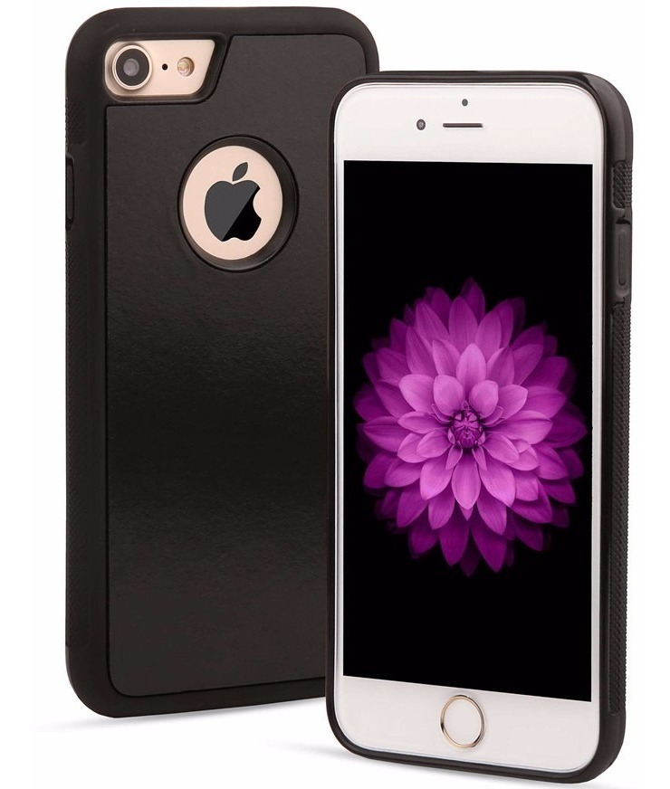Funda Antigravedad Antigolpe iPhone 6 6s 7 7/8 Plus Templa en