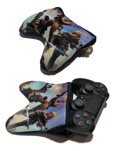 funda antipolvo protectora joystick ps4 fortnite