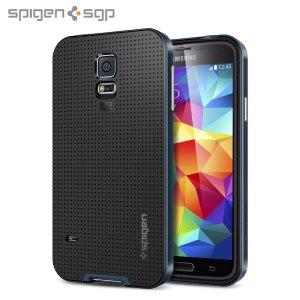d7368fe7cc6 Funda Antishock Sgp Tipo Neo Hybrid Samsung S5 I9600 + Film - $ 159 ...