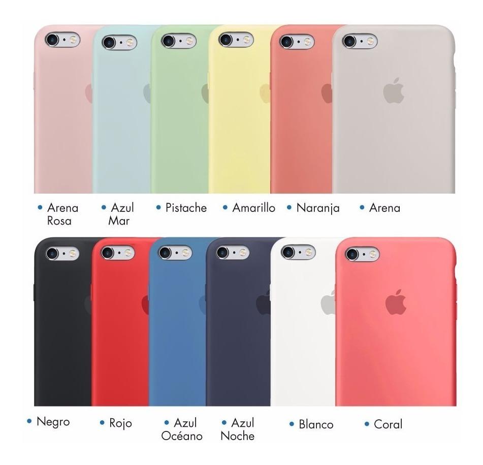 5d88f1118bb Funda Apple iPhone 6 & 6s Silicone Case 4.7 Silicon - $ 348.99 en ...