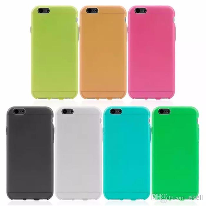 carcasa iphone 6s silicona colores