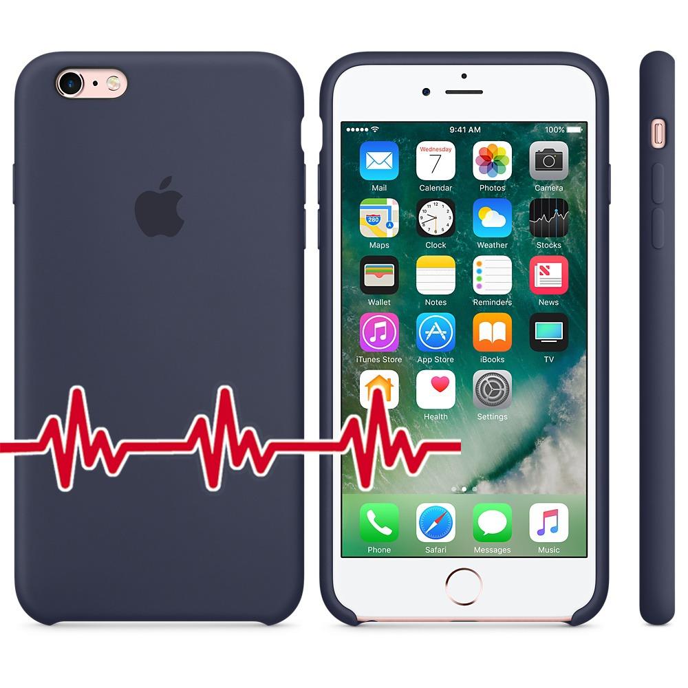 339716fdc44 funda apple silicona iphone 6/6s plus original belgrano. Cargando zoom.