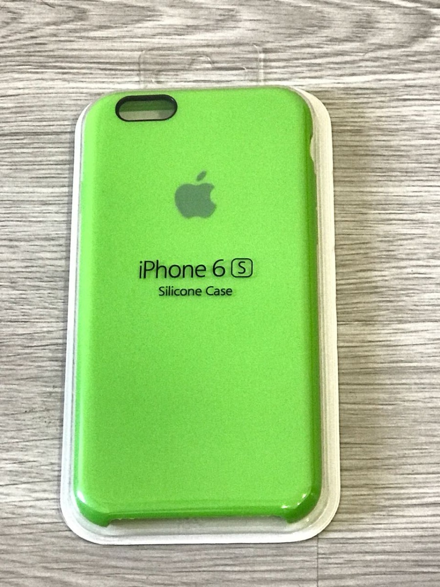 91272ade35a funda apple silicona silicone case para iphone 6 6s original. Cargando zoom.
