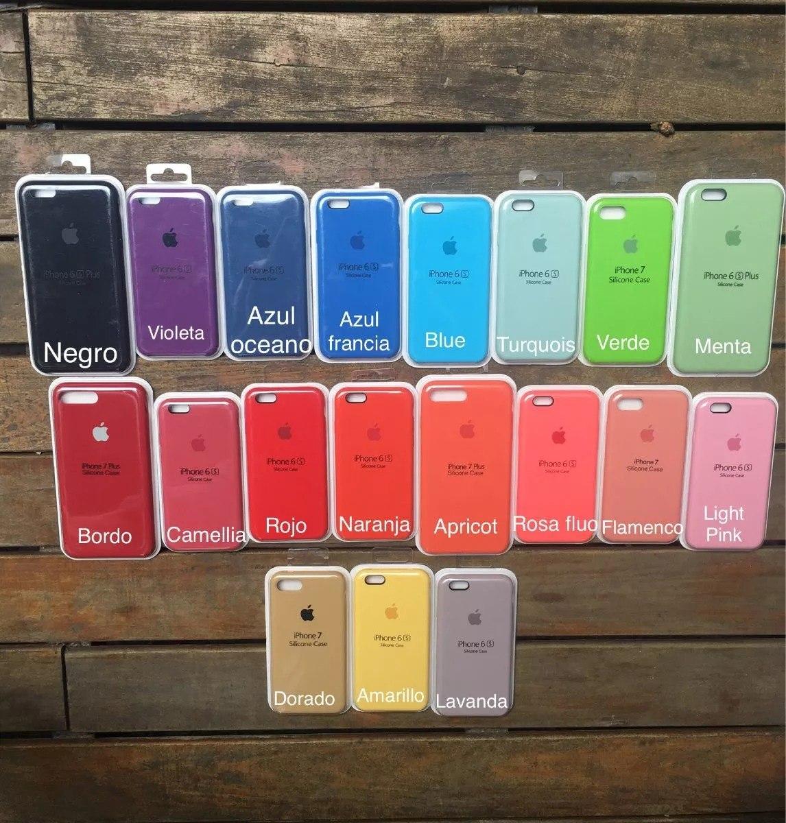 1c898f1e4fb funda apple silicone case iphone 6 6s 6plus 7 7plus 8 8 plus. Cargando zoom.