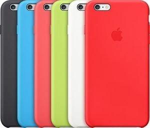 7a357a25ec3 Funda Apple Silicone Case iPhone 6 6s 6plus 7 7plus 8 8 Plus - $ 499 ...