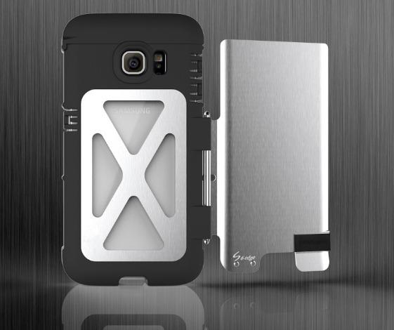 62e505388dd Funda Armor King Iron Man Samsung Galaxy S6 Edge Envio Grati ...