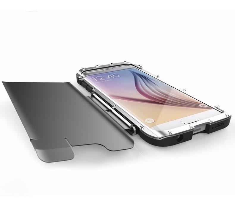 ea2355cceaf Funda Armor King Iron Man Samsung Galaxy S7 Flat Envio Grati ...