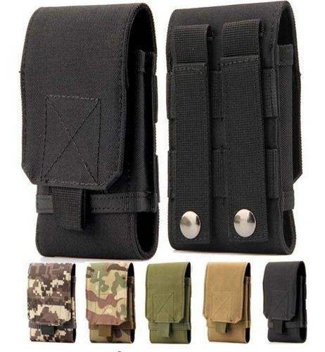 funda army cinturon clip premium para huawei p9 lite 2017