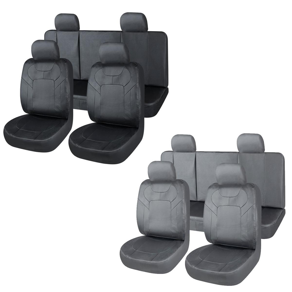 e124e13cb3c funda cubre asiento cuerina auto universal completa gris. Cargando zoom... funda  asiento auto. Cargando zoom.