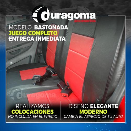 funda asiento auto impermeable cuero eco fitter acolchado