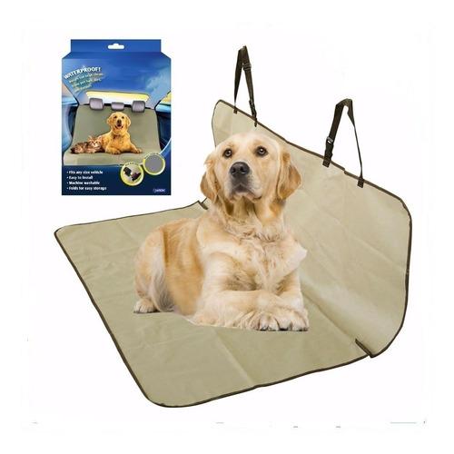 funda asiento automóvil perros gatos impermeable