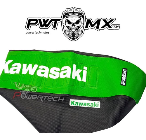 funda asiento fmx covers series kawasaki kxf 250 450