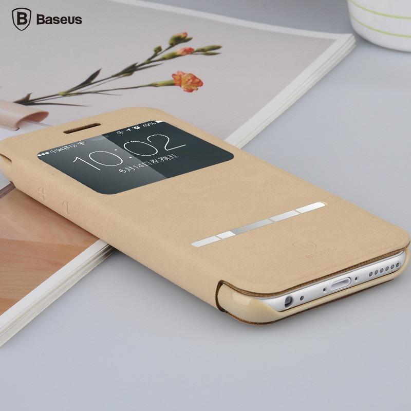 da3e913c7b6 Funda Baseus iPhone 6/6s Piel 100% Envio Gratis - $ 450.00 en ...