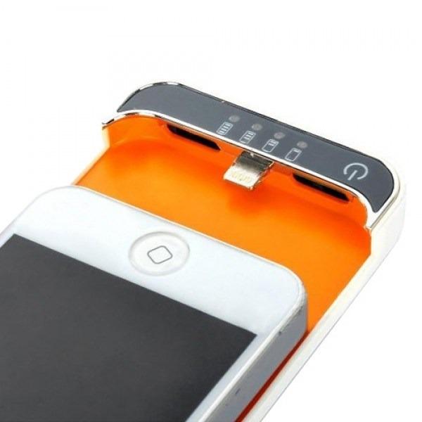 Funda bateria 2200 mah iphone 5 nunca mas sin bateria for Funda bateria iphone