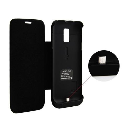 funda bateria cargador samsung s5 mini g800h 3200 mah