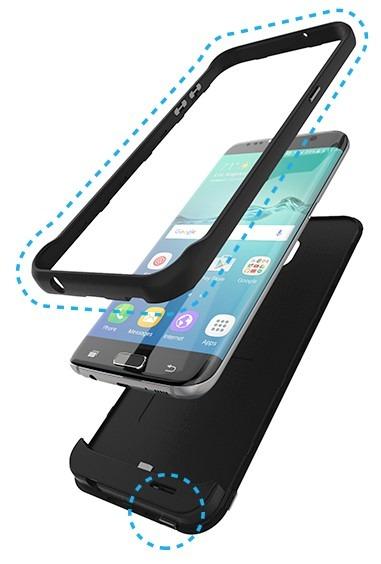 new concept d333e 0d3e1 Funda Bateria Incipio Offgrid Para Samsung Galaxy S7 Edge