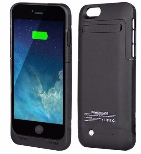 Funda bateria iphone 6 3200 mah varios colores fu1 for Funda bateria iphone