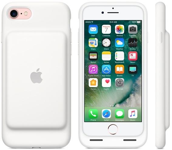 07e3a5a929a Funda Bateria iPhone 7 Y 8 Smart Battery Case Original Apple ...