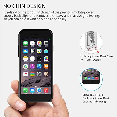 carcasa bateria iphone 8