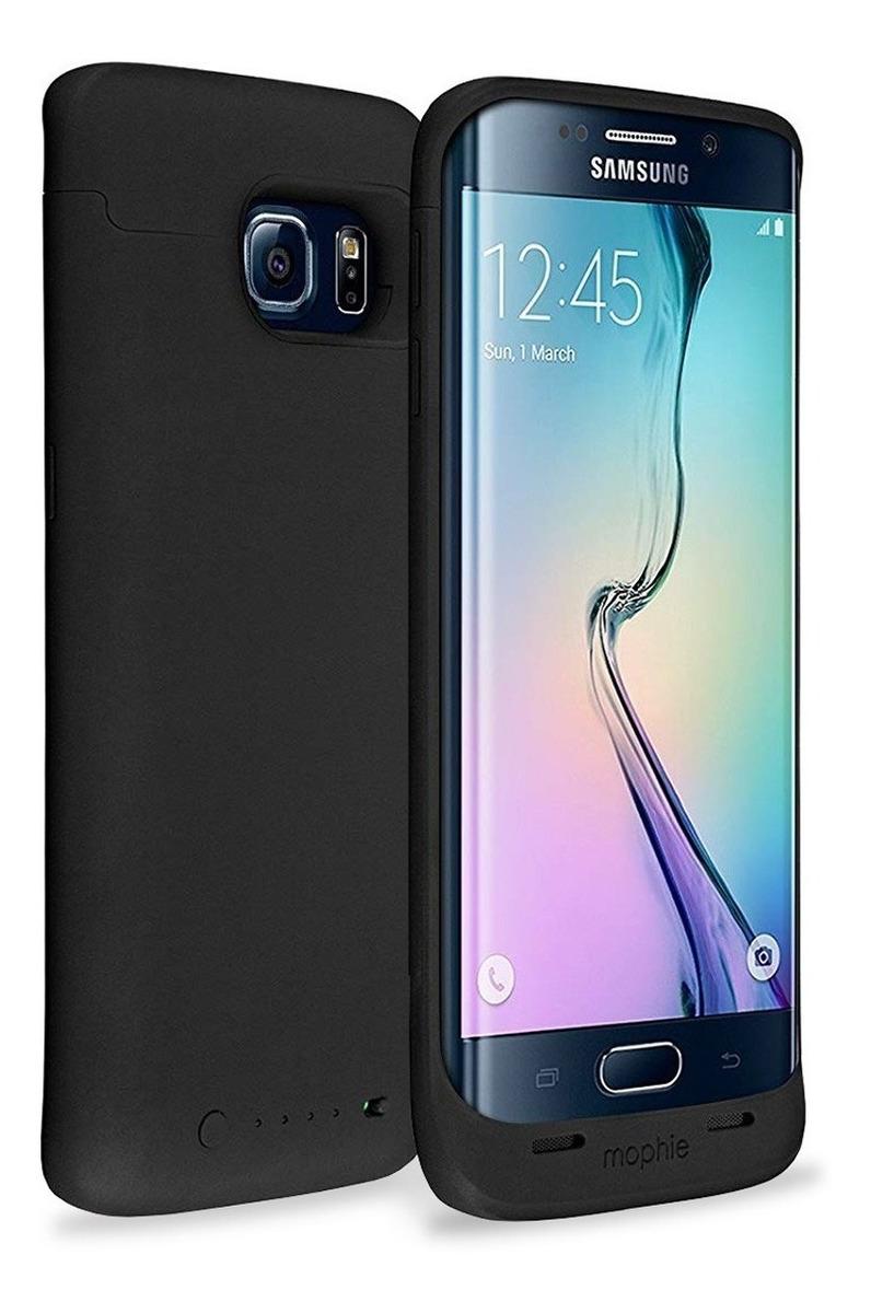 outlet store f462c 1bd37 Funda Bateria Para Galaxy S6 Edge Mophie Juice Pack La Mejor