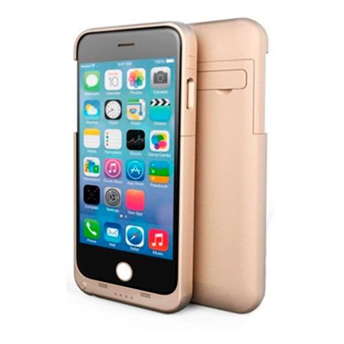 Funda bateria para iphone 6 iphone 6 plus carga y for Funda bateria iphone