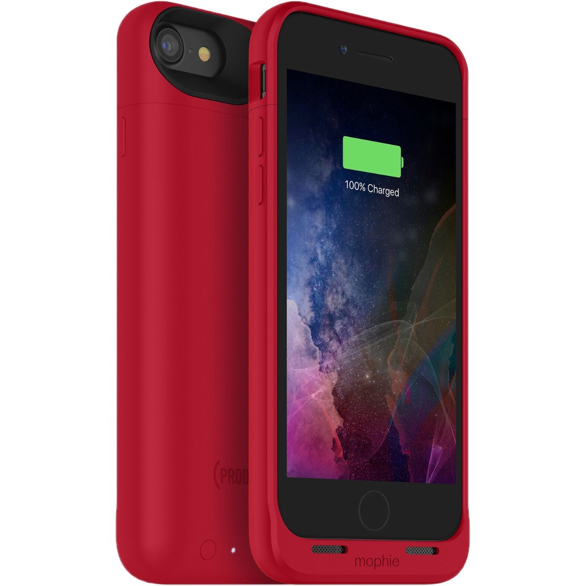 e46cc3c0028 funda batería para iphone 7 & 8 juice pack air roja - mophie. Cargando zoom.