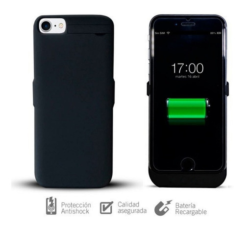 funda bateria portatil power bank 5 / 5s / 5c /se