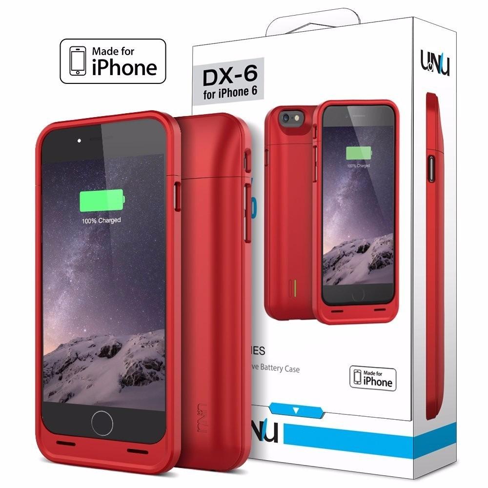 Funda bateria unu 3000mah iphone 6 en mercado libre for Funda bateria iphone