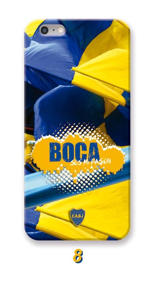 7fd69b03a3a Funda Boca Juniors Banderas Nokia Lumia 735 - $ 299,00 en Mercado Libre