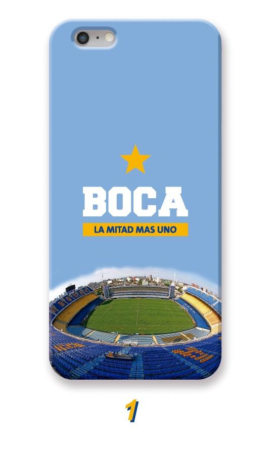 0a274078182 Funda Boca Juniors Bombonera Nokia Lumia 735 - $ 299,00 en Mercado Libre