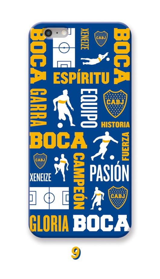 2af9b2be19a Funda Boca Juniors Equipo Nokia Lumia 735 - $ 299,00 en Mercado Libre
