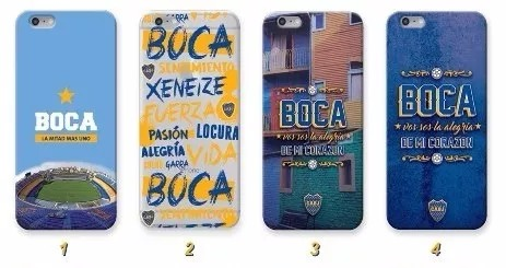 5804d7fa7d8 Funda Boca Juniors Nokia Lumia 735 - $ 299,00 en Mercado Libre