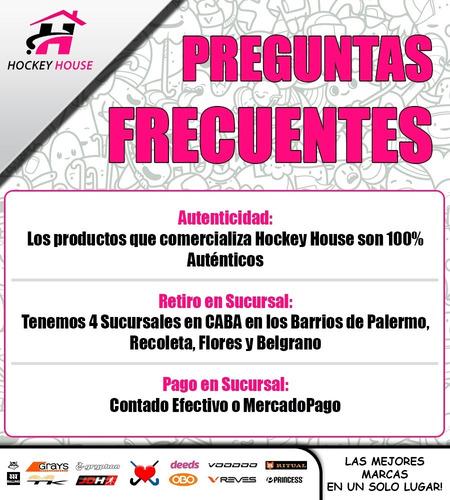 funda bolso de hockey reves super oferta - mas información ver segunda foto - garantía oficial - hockey house