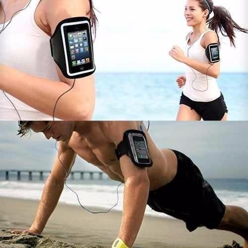 funda brazalete deportivo correr celulares iphone 6 samsung