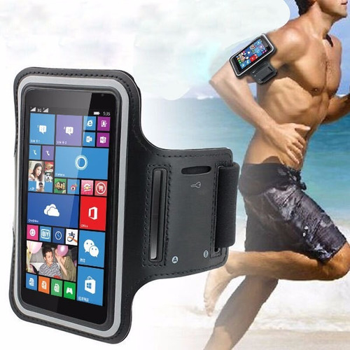 funda brazalete deportivo iphone samsung sony lg alcatel