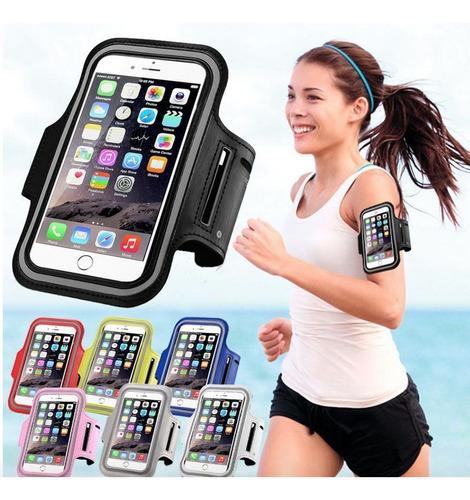 funda brazalete para celulares deportivo iphone 6 samsung j7