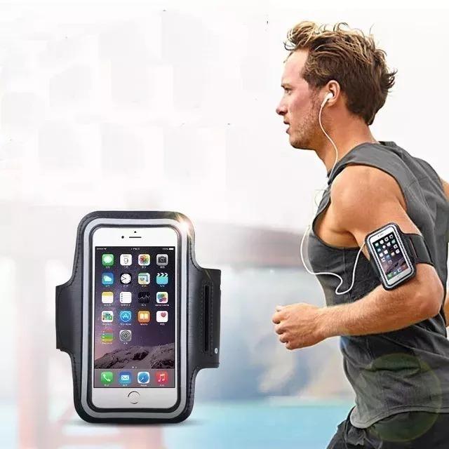 fe9ffedd244 Funda Brazalete Porta Celular Brazo Tactil Para Correr Hyc - $ 119 ...