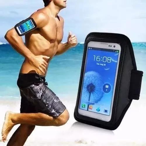 10922cc75ca Funda Brazalete Porta Celular Brazo Tactil Para Correr Hyc - $ 469 ...