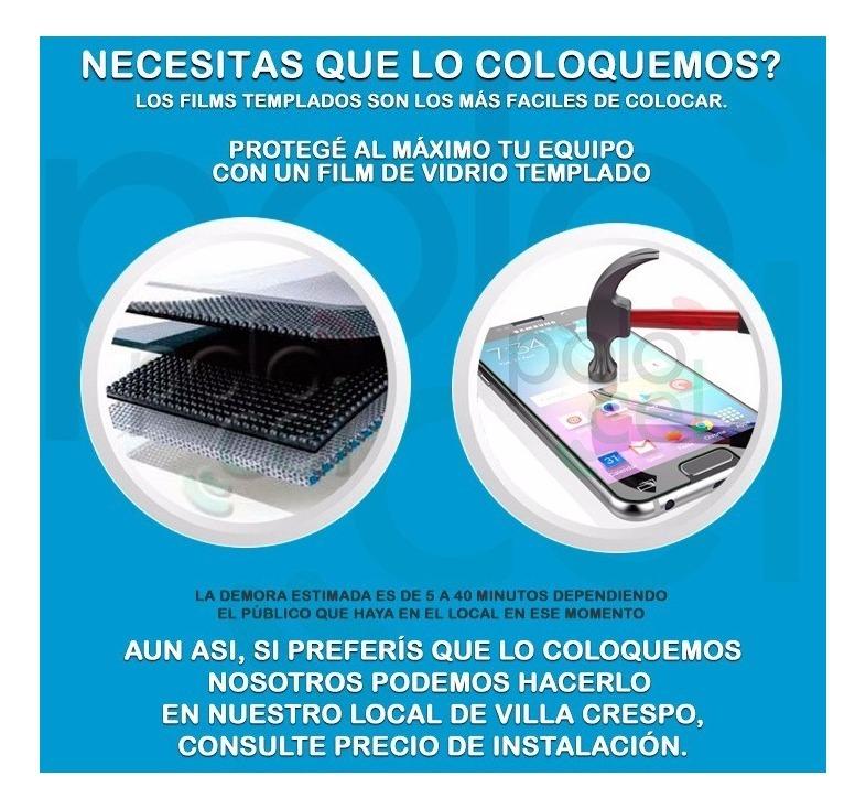 Funda Brillos Agua iPhone 5 6 6s Plus Vidrio Templado en Villa