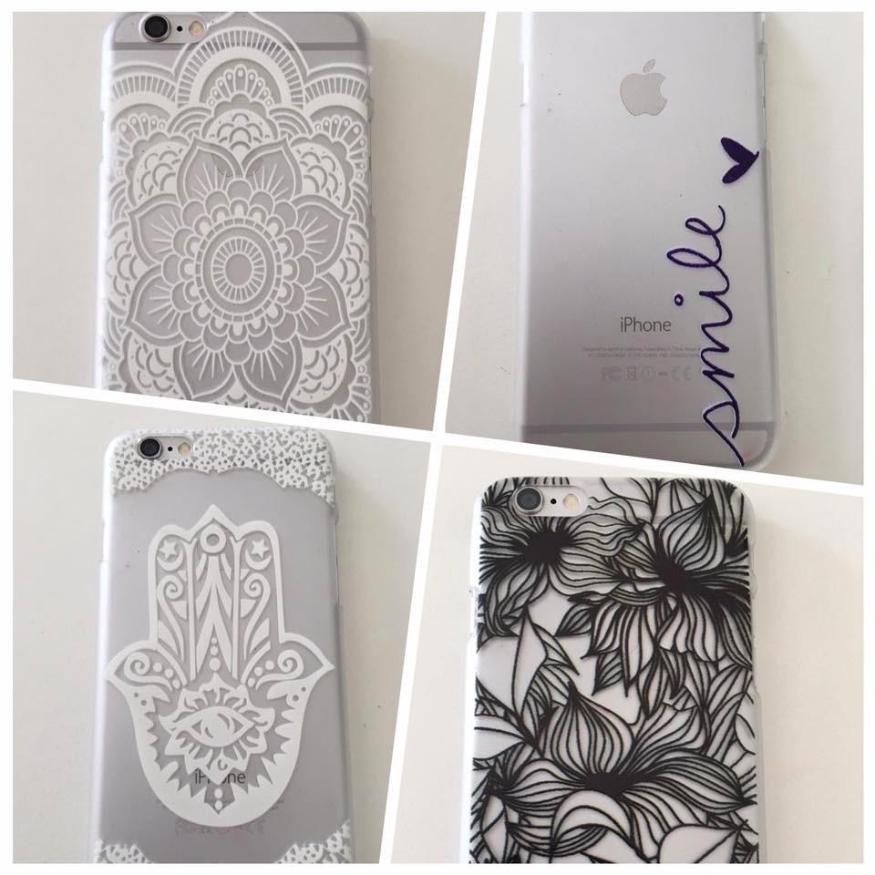 37c2a062744 Funda Buho Manito Flores Mandala iPhone 5 6 6s Plus - $ 149,99 en ...