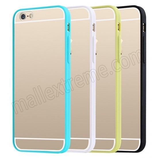 501ee90281e Funda Bumper Tpu iPhone 6 6s Plus Colores Protector + Film - $ 119 ...