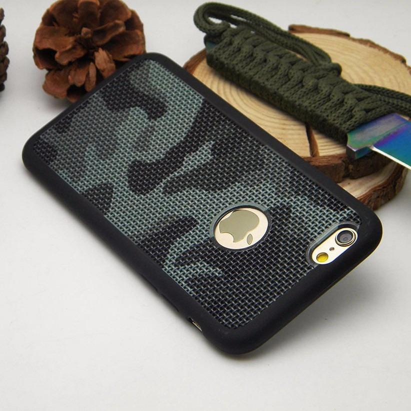 b95023da7b0 Funda Camo Case Camuflaje Verde Negro iPhone 6 Y 6s - $ 249.00 en ...