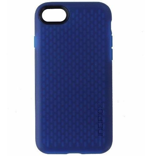 funda carcasa dura incipio haven slim para iphone 7 y 8 azul