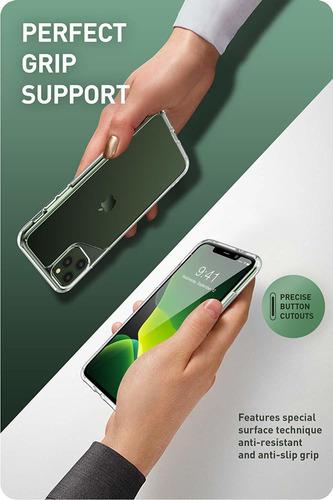 funda carcasa iphone 11 pro max 6.5 2019 i-blason halo claro